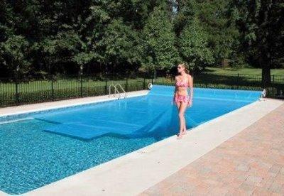 quelle bache pour chauffer piscine